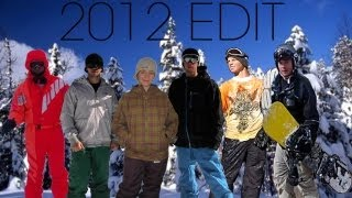 Snowboard Edit 2012 - Flagstaff Arizona