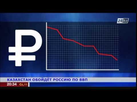 Казахстан обойдет Россию по ВВП на душу населения