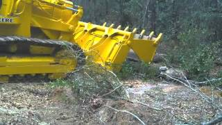 John Deere Front End Crawler Loader 655B