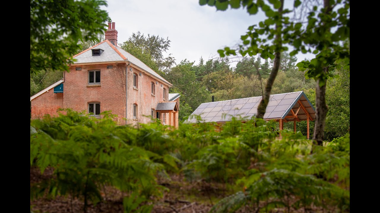 Cameron's Cottage with The RSPB
