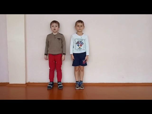 Изображение предпросмотра прочтения – «Авдюков Давид и Семенюк Егор» читает произведение «Колокол дремавший» С.А.Есенина