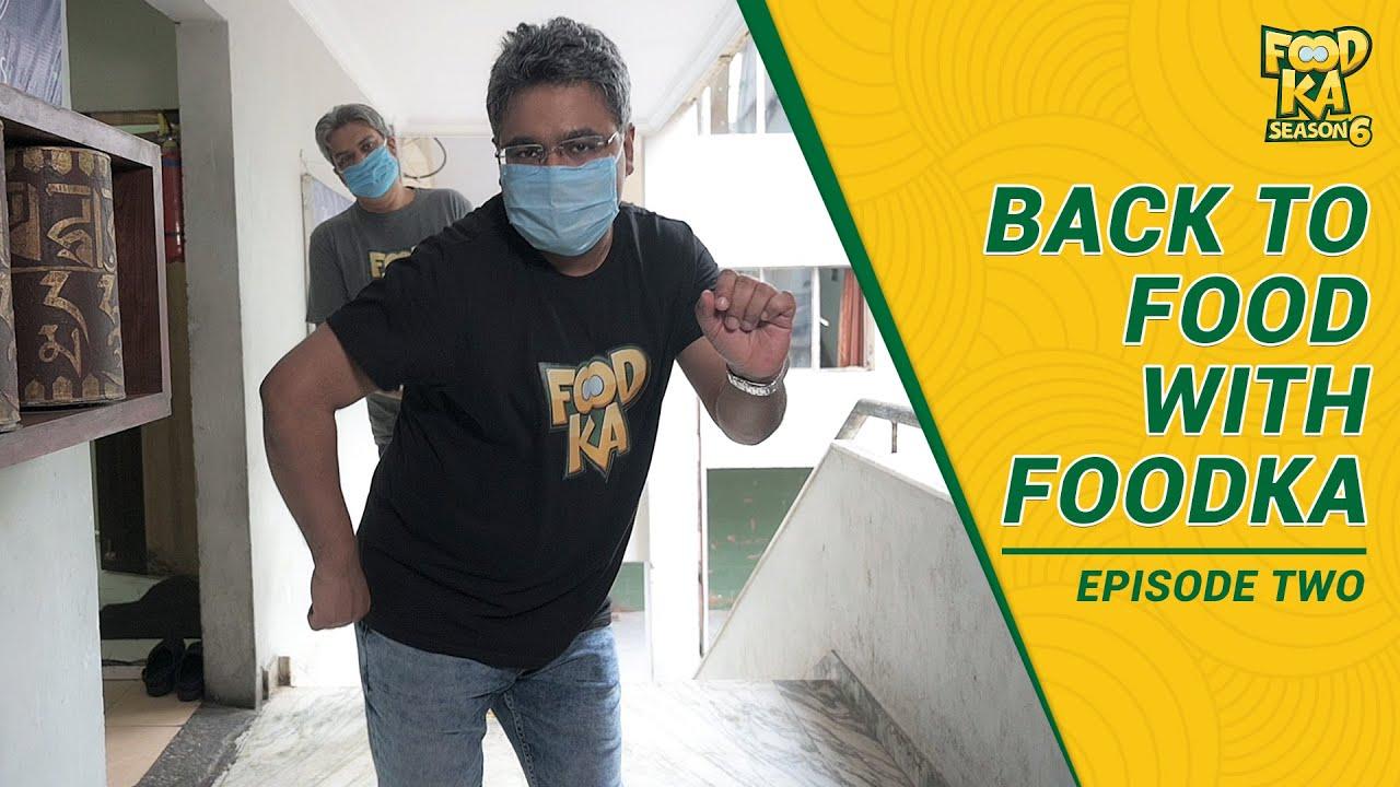 Back to Food with Foodka   Season 6   Episode 02   Mir   Indrajit Lahiri