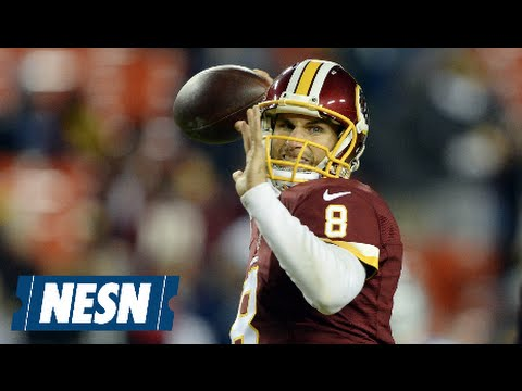 Report: Redskins Place Franchise Tag On Kirk Cousins
