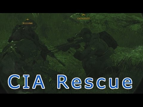 Rescuing your allies: Arma 3 CIA campaign Episode 2