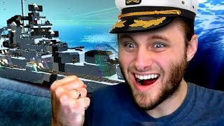 THE S.S. WALL-E!! | From The Depths thumbnail