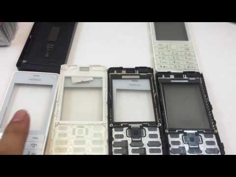 Cách Nhận Biết vỏ Nokia 515 Chính Hãng Và Vỏ Linh kiện Rẻ Tiền