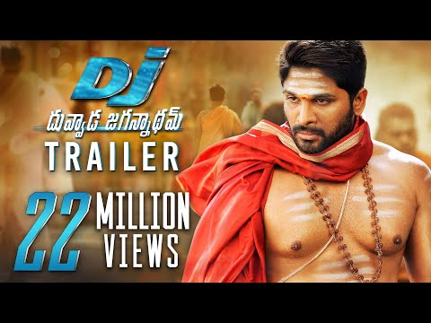 DJ Duvvada Jagannadham Trailer - Allu...