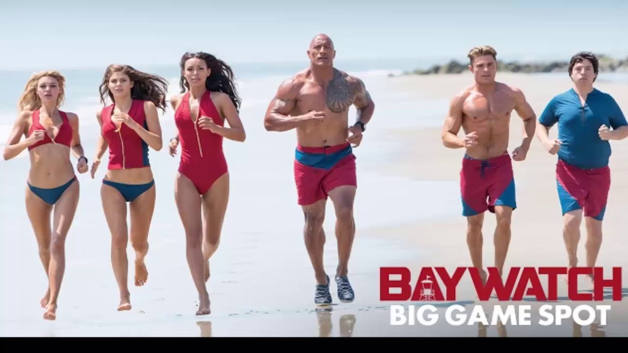 Download Baywatch (2017) - Big Game Spot - Paramount Pictures