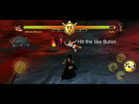 Chota Bheem Kung fu Dhamaka (final fight) thrilling action