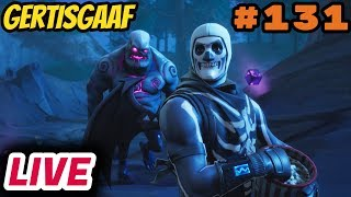 [GIG CLAN] DOE GEZELLIG MEE + GIVEAWAY! #131 Livestream Fortnite Battle Royale