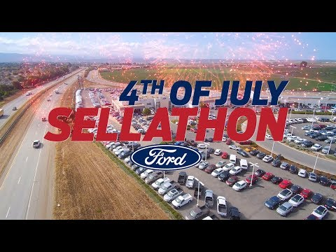 Salinas Valley Ford 4th Of July Sellathon Crazy Deals On