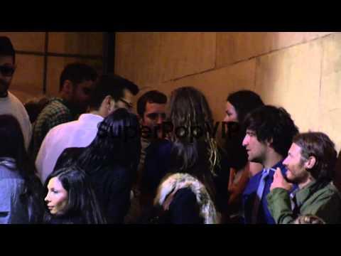 Elijah Wood greets fans at the Step Up Revolution After P...