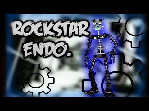 Rockstar Endo l FNAF 6 SPEED EDIT l JHH_114 YT
