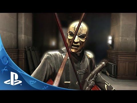 Dishonored Definitive Edition - Launch Gameplay Trailer | PS4