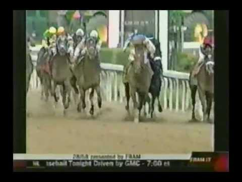 2005 Kentucky Derby - Giacomo : Broadcast