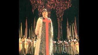 Ghena Dimitrova - Oh madre dal cielo + cabaletta - I Lombardi alla Prima Crociata 17-04-84