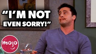 Best Joey Tribbiani Quotes