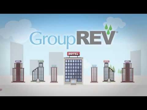 GroupREV for Hotel Sales Management Pricing Optimization