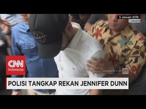 Teman Jennifer Dunn Ditangkap Polisi