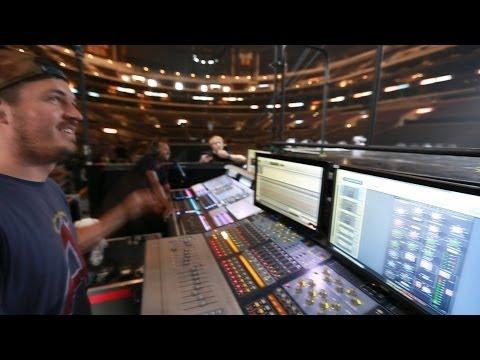 Daniel Gonzales on Mixing In-Ear Monitors for Beyoncé