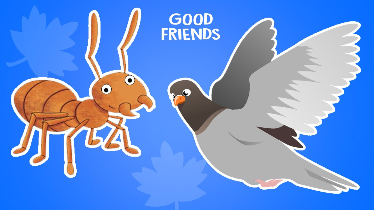 Good Friends | English Short Story For Children | Cartoon For kids |  Bachpan Tube