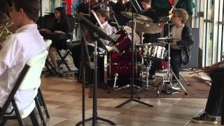 """Fat Burger"" as performed by Turtle Bay Jazz Band"