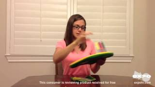 Crayola Review: Review Of Crayola Doodle Magic Lap Desk