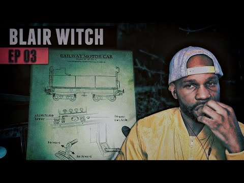 """Blair Witch"" Gameplay Walkthrough Part 3 - MONSTERS IN THE DARK"