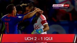 U. de Chile 2-1 Iquique Fecha 12 Clausura 2015/2016