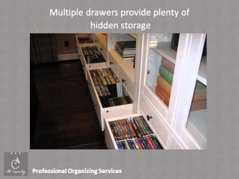 Organizing a Family Room 5