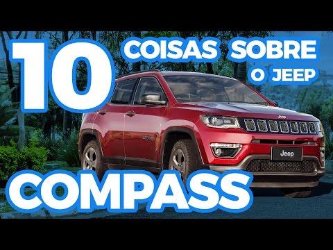 Jeep Compass: 10 coisas sobre