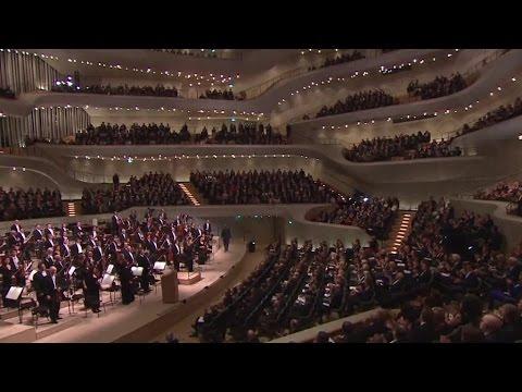 Die Eröffnungsfeier der Elbphilharmonie: Ode an die Freude