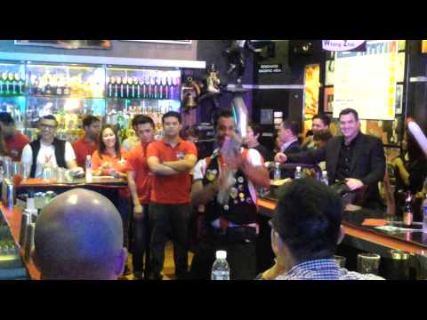 TGIFridays Asia-Pacific Bartender Championship (India bet)