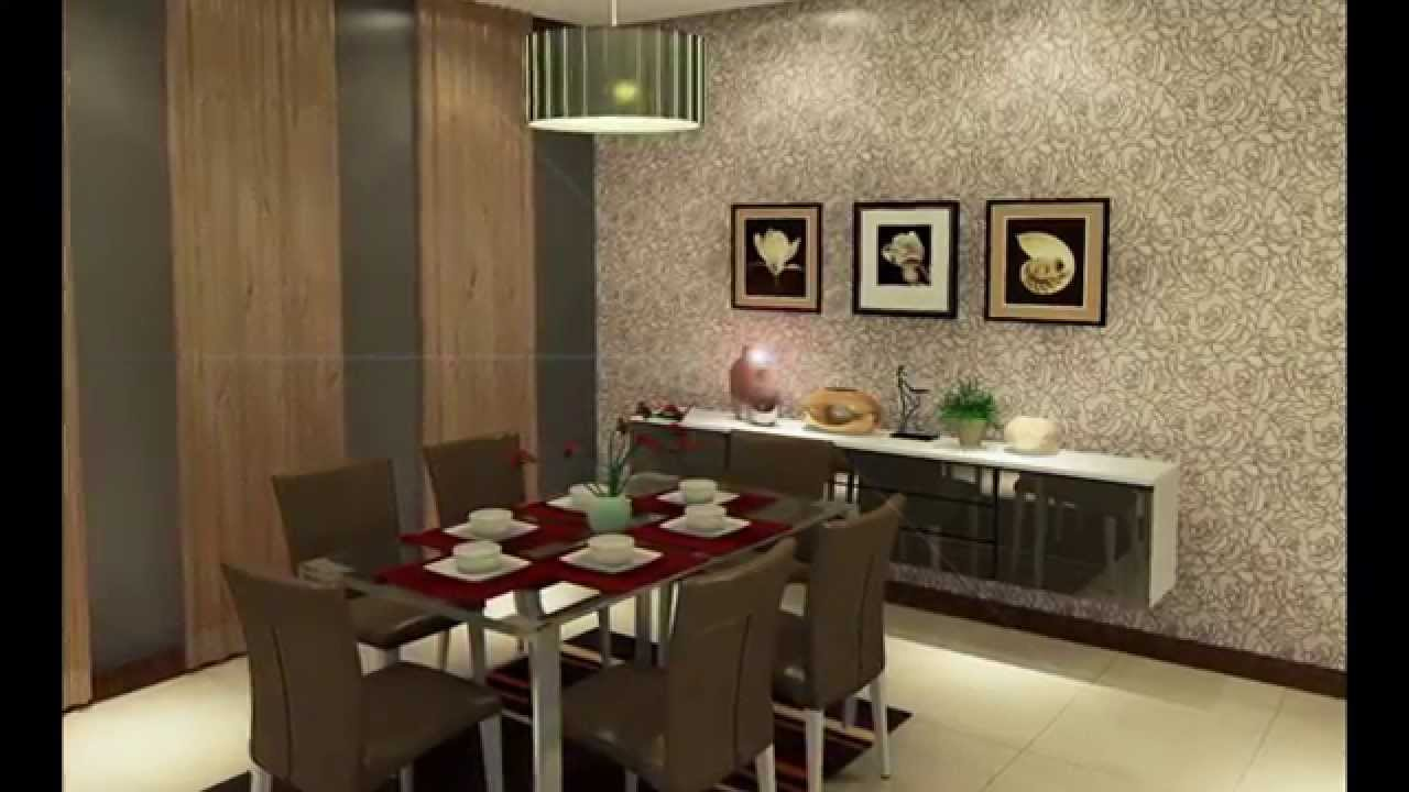 Smart dining room design malaysia tips and ideas to get for Home dining hall design