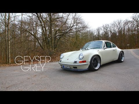 Kaege Retro Porsche 911: Much More Than A Restomod