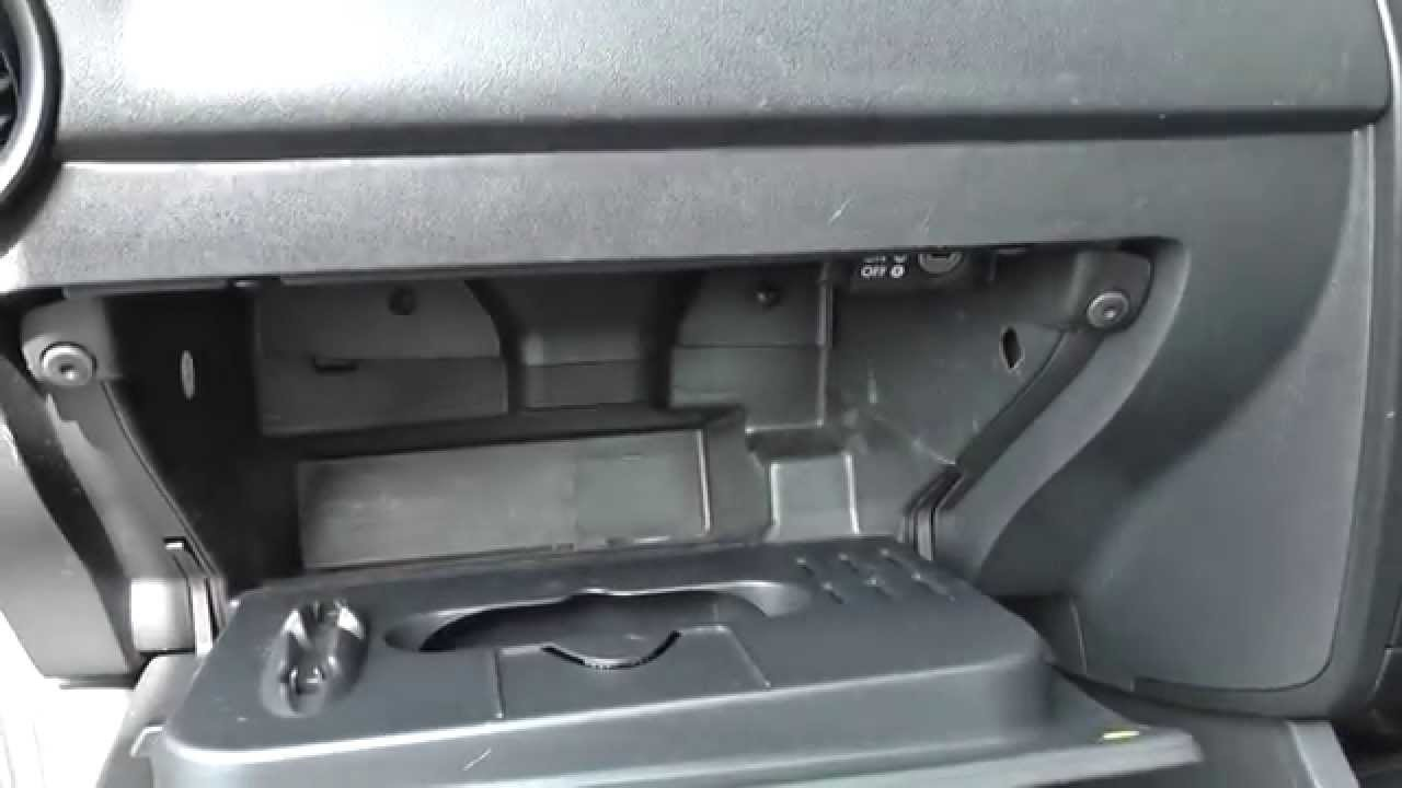 Seat Ibiza Airbag Connector Behind Glovebox How To Check