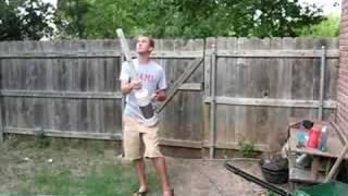 spud gun dove hunting