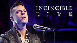 THE DARK TENOR - Invincible [Live & Acoustic]