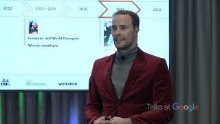 Talks at Google,  Marcel Hug, Champion