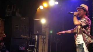 ZERO RELEASE LIVE TOKYO@渋谷 VUENOS 2011.9.11 PART 6 of 9