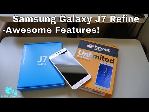samsung-galaxy-j7-refine-detailed-unboxing-and-first-boot-up-(boost-mobile)-hd