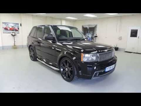 Range Rover Sport Stormer Autobiography Overfinch  Diesel For Sale In Cardiff