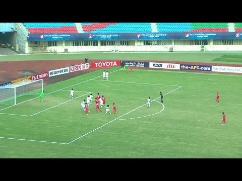 Japan vs Korea Republic (AFC U-19 Women's Championship)
