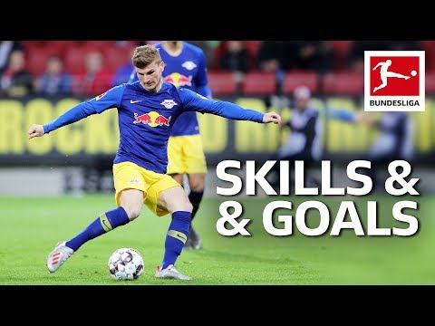 Timo Werner - Magical Skills & Goals