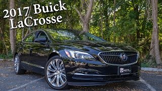 2017 Buick Lacrosse - Quick Look!