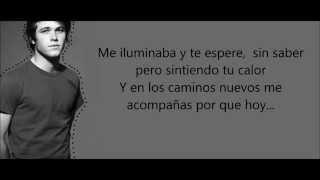 Benjamín Amadeo - Te imagine Letra