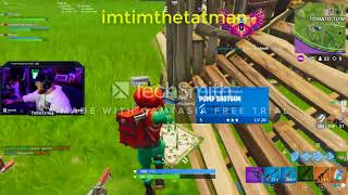 LIL UZI MYTHE - A UNDERGROUND GLITCH Ep. 2 (FORTNITE FUNNY MOMENTS)