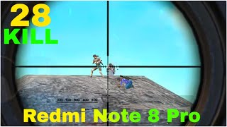 Gambar cover Redmi Note 8 Pro Pubg || Smooth+Extreme 60 fps Gameplay || Note 8 Pro ||