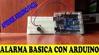 Video Alarma Básica Arduino BIEN EXPLICADO download MP3, 3GP, MP4, WEBM, AVI, FLV Oktober 2018