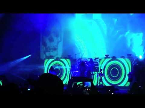 Rob Zombie - Living Dead Girl (live) @ Mayhem Fest Phoenix, AZ 7-16-10